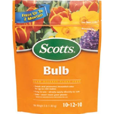Scotts Bulb Continuous Release Plant Food - 3lbs.
