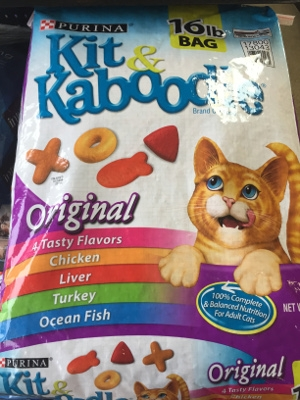 Original Kit & Kaboodle Dry Cat Food