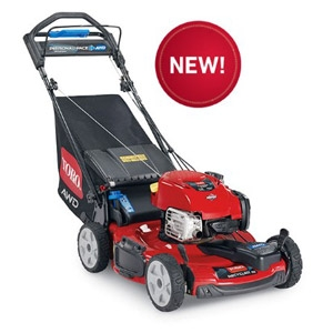 "Toro® 22"" Personal Pace All-Wheel Drive Mower"