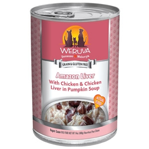 Weruva® Amazon Liver Wet Dog Food