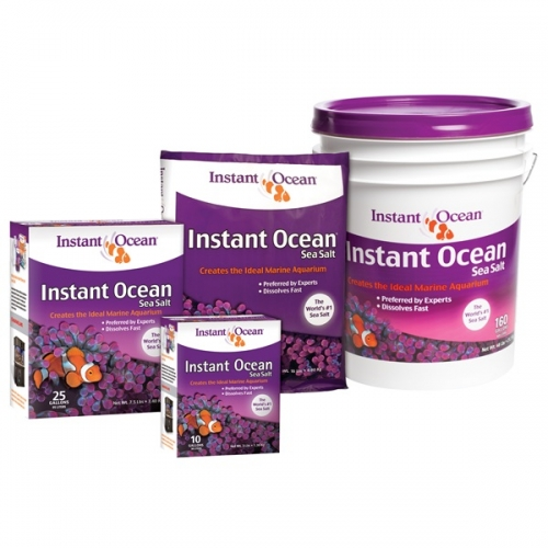 Instant Ocean® Aquarium Sea Salt Mixture