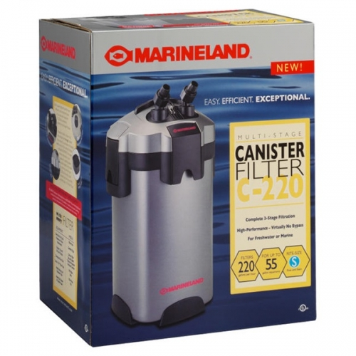 Marineland C-220 Canister Filter