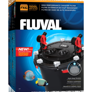 Fluval FX5 High Performance Canister Filter