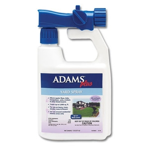 Farnam Pet Products Adams Plus Yard Spray