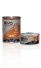 Natura Evo Dog 95% Chicken/Turkey 12/13.2 Oz