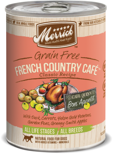 Merrick French Country Can Dog 13.2 oz.