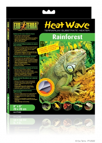 Exo Terra Heatwave Rainforest-Small