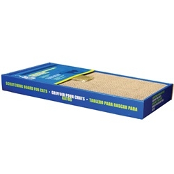 Catit Cat Scratching Board with Catnip - Large