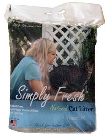 Simply Fresh™ Unscented Natural Cat Litter