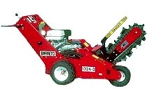 Full Size Heavy Duty Trencher