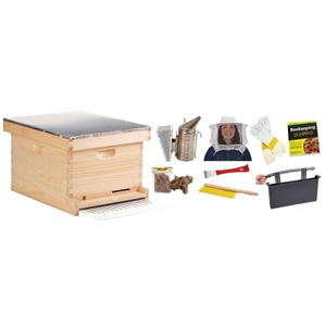 Little Giant® 10-Frame Beginner Hive Kit