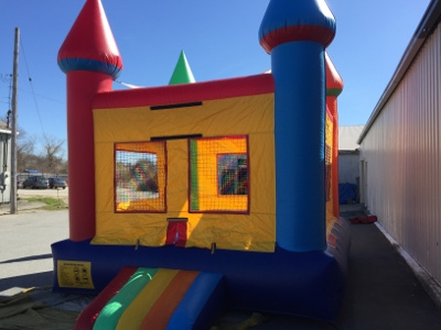 13 x 13 Small Castle Bounce House