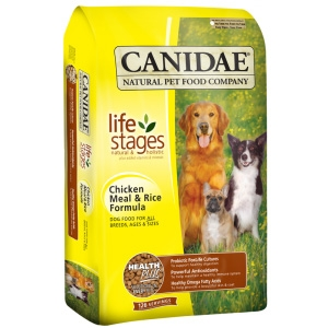 Canidae Life Stages Chicken Meal & Rice Formula Dry dog food