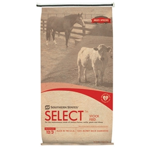 Southern States Select Stock Textured Horse Feed