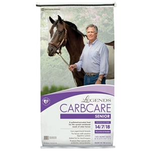 Southern States Legends CarbCare Senior Horse Feed