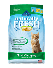 Naturally Fresh Clumping Litter 26#