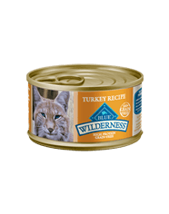 Blue Buffalo Wilderness Turkey Cat 24/5.5OZ