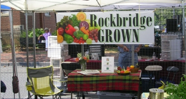 WEEKLY Rockbridge Farmers Market (May)