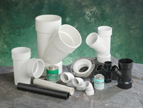 Genova Products PVC/Poly Fittings & Pipes
