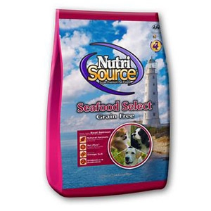 NutriSource® Seafood Select GF Dog Food