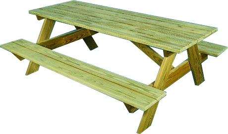 Picnic Table 8'