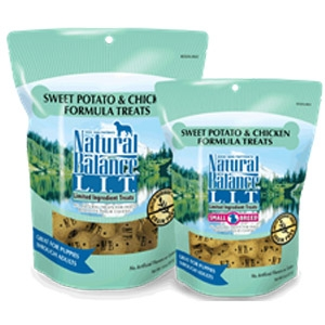 L.I.T. Limited Ingredient Treats® Biscuits Sweet Potato & Chicken Formula Treats