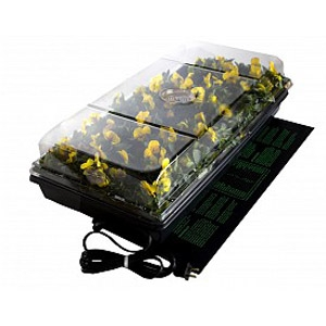 "72-Cell Germination Station w/Heat Mat & 2"" Dome"