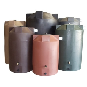 Poly-Mart Rain Harvesting Water Tanks