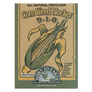 Down to Earth® Corn Weed Blckr 9-1-0