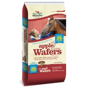 Manna Pro Apple Wafers 25lb