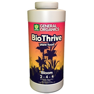 GenHydro™ BioThrive® Bloom - Vegan Plant Food