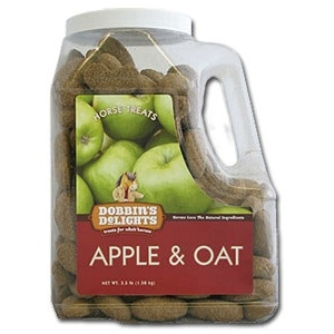 Purina® Dobbin's Delights Apple and Oat Horse Treats