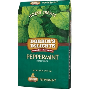 Purina® Dobbin's Delights Peppermint Horse Treats