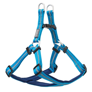 Terrain D O G  Reflective Neoprene Lined Large Harness