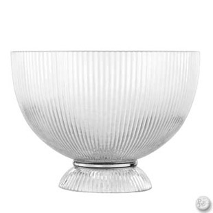 Punch Bowl, 8 Qt. Glass
