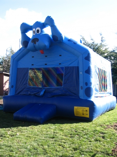 Blues Clues Bounce House