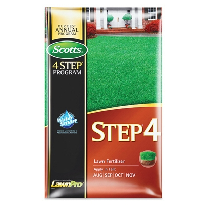 Scotts Lawn Program Step 4: Fall Lawn Fertilizer, 5K