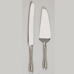 Stainless Steel Flatware-Cake Server