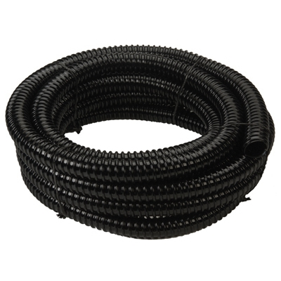 Pond Boss 20ft. Corrugated Pond Tubing