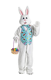 Costume, Deluxe Easter Bunny