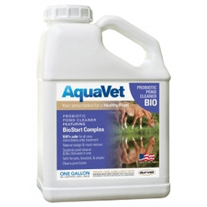 AquaVet® BioStart Pond Cleaner 1 Gallon