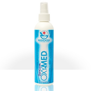 Tropiclean OxyMed Medicated Anti-Itch Soothing Spray