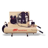 Air Compressor, 5.5 hp 10 CFM gas