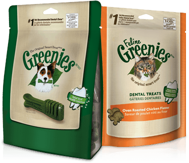 Greenies Dog and Cat Treats