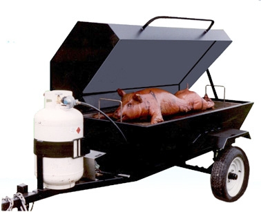 Propane Roaster/Smoker