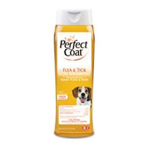 8-in-1® Perfect Coat Flea and Tick Shampoo