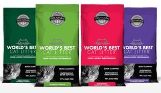 World's Best Cat Litter™