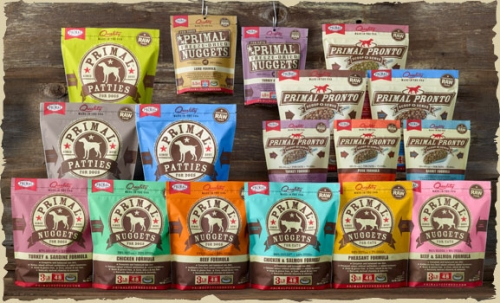 Primal Pet Food and Treats