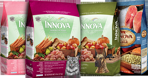 Innova Dog and Cat Foods