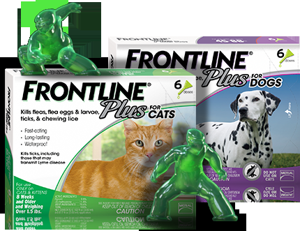 Frontline® Plus Flea & Tick Products